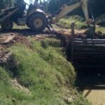 ESQUINA: Alcantarillado y puente para mejorar el desagüe en zona denominada la balanza