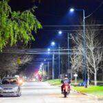 ESQUINA: La Calle Noain Ortigoza luce su nueva Iluminación