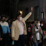 Esquina: Inauguraron la pavimentación e Iluminación de la calle Velazco con autoridades Provinciales y Nacionales